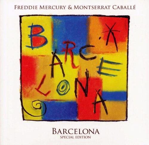 Виниловая пластинка FREDDIE MERCURY & MONTSERRAT CABALLE - BARCELONA (180 GR)