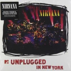 Виниловая пластинка NIRVANA - UNPLUGGED IN NEW YORK (180 GR)
