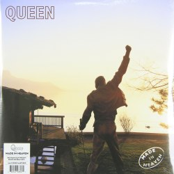 Виниловая пластинка QUEEN - MADE IN HEAVEN (2 LP, 180 GR)