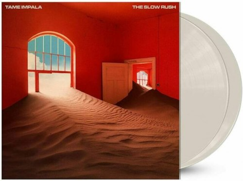 Виниловая пластинка TAME IMPALA - THE SLOW RUSH (2 LP, 180 GR, COLOUR)