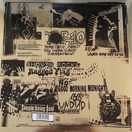 Виниловая пластинка BACKYARD BABIES - SLIVER AND GOLD (LP 180 GR + CD)