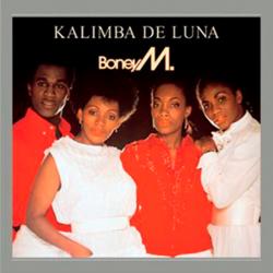 Виниловая пластинка BONEY M. - KALIMBA DE LUNA