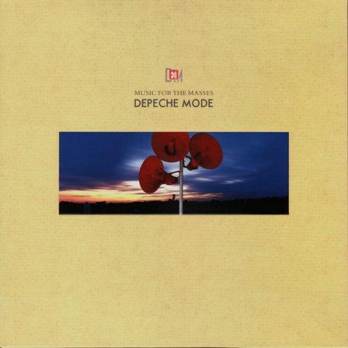 Виниловая пластинка DEPECHE MODE - MUSIC FOR THE MASSES