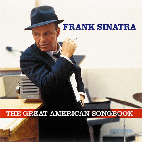 Виниловая пластинка FRANK SINATRA - THE GREAT AMERICAN SONGBOOK (2 LP)