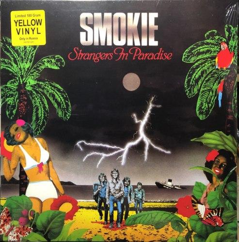 Виниловая пластинка SMOKIE - STRANGERS IN PARADISE (180 GR, COLOUR)