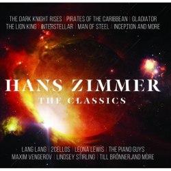 Виниловая пластинка HANS ZIMMER - THE CLASSICS (2 LP)