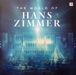 Виниловая пластинка HANS ZIMMER - THE WORLD OF HANS ZIMMER - A SYMPHONIC CELEBRATION (3 LP, 180 GR)