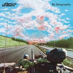 Виниловая пластинка CHEMICAL BROTHERS - THE NO GEOGRAPHY (2 LP)