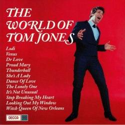 Виниловая пластинка TOM JONES - The World Of Tom Jones