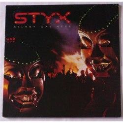 Виниловая пластинка STYX - KILROY WAS HERE