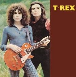 Виниловая пластинка T. REX — T. Rex (2LP)