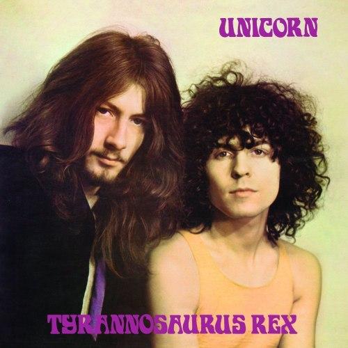 Виниловая пластинка T. REX - UNICORN (2 LP)