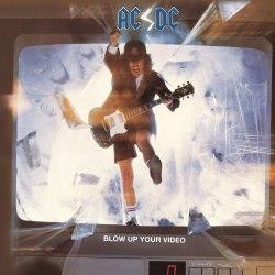 Виниловая пластинка AC/DC - BLOW UP YOUR VIDEO (REMASTERED, 180 GR)