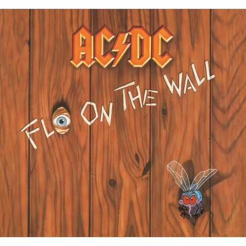Виниловая пластинка AC/DC - FLY ON THE WALL (REMASTERED, 180 GR)