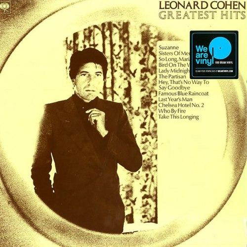 Виниловая пластинка LEONARD COHEN - GREATEST HITS