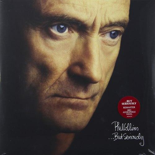 Виниловая пластинка PHIL COLLINS - BUT SERIOUSLY (2 LP, 180 GR)
