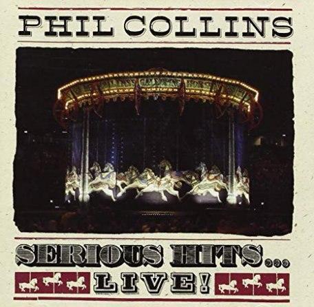 Виниловая пластинка PHIL COLLINS - SERIOUS HITS… LIVE! (2 LP, 180 GR)