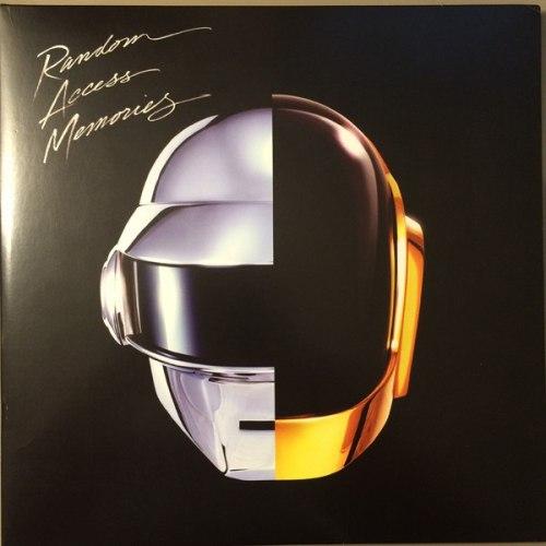 Виниловая пластинка DAFT PUNK - RANDOM ACCESS MEMORIES (2 LP, 180 GR)