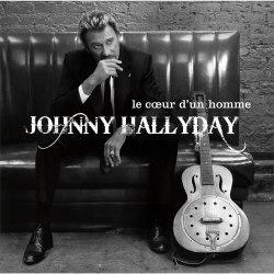 Виниловая пластинка JOHNNY HALLYDAY - LE COEUR D'UN HOMME (2 LP, COLOUR)