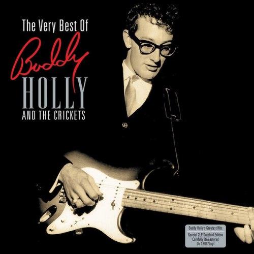 Виниловая пластинка BUDDY HOLLY - THE VERY BEST OF