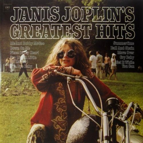 Виниловая пластинка JANIS JOPLIN - JANIS JOPLIN'S GREATEST HITS