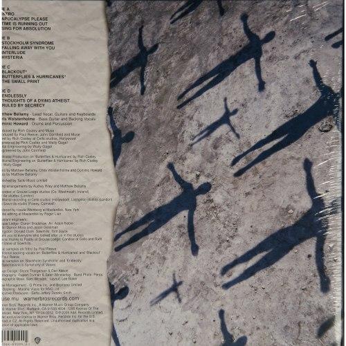 Виниловая пластинка MUSE - ABSOLUTION (2 LP)