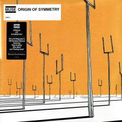 Виниловая пластинка MUSE - ORIGIN OF SYMMETRY (2 LP)