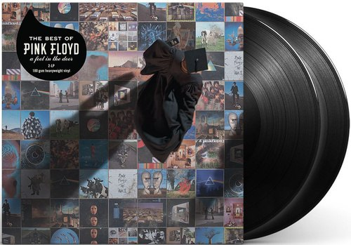 Виниловая пластинка PINK FLOYD - A FOOT IN THE DOOR: THE BEST OF PINK FLOYD (2 LP)