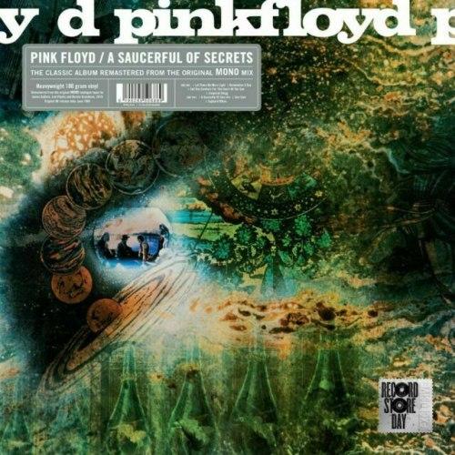 Виниловая пластинка PINK FLOYD - A SAUCERFUL OF SECRETS (MONO)