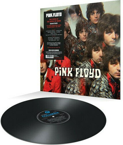 Виниловая пластинка PINK FLOYD - THE PIPER AT THE GATES OF DAWN (180 GR)
