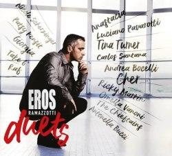 Виниловая пластинка EROS RAMAZZOTTI - EROS DUETS (2 LP)