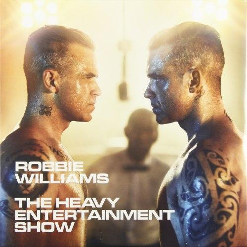 Виниловая пластинка ROBBIE WILLIAMS - HEAVY ENTERTAINMENT SHOW (2 LP)