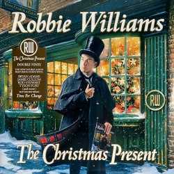Виниловая пластинка ROBBIE WILLIAMS - THE CHRISTMAS PRESENT (2 LP, 180 GR)