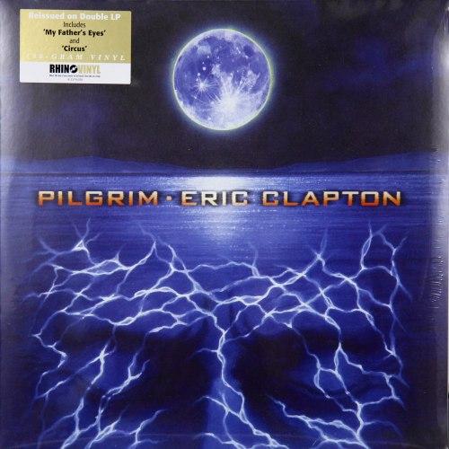 Виниловая пластинка ERIC CLAPTON - PILGRIM (2 LP, 180 GR)