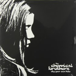 Виниловая пластинка CHEMICAL BROTHERS - DIG YOUR OWN HOLE (2 LP)