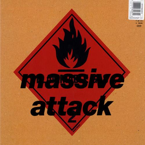 Виниловая пластинка MASSIVE ATTACK - BLUE LINES