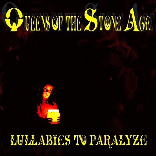 Виниловая пластинка QUEENS OF THE STONE AGE - LULLABIES TO PARALYZE (2 LP)