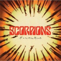 Виниловая пластинка SCORPIONS - FACE THE HEAT (2 LP)
