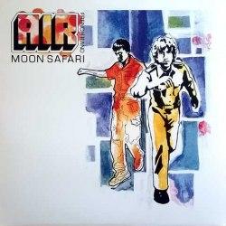 Виниловая пластинка AIR - MOON SAFARI