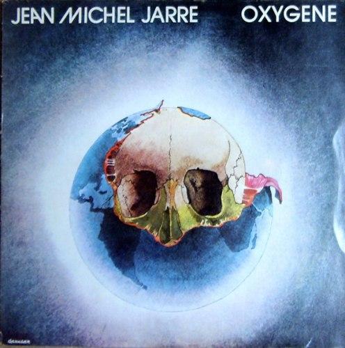 Виниловая пластинка JEAN MICHEL JARRE - OXYGENE