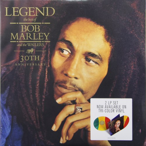 Виниловая пластинка BOB MARLEY - LEGEND (Colored)