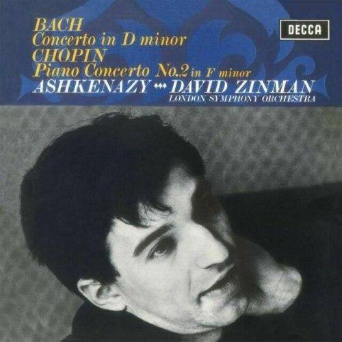 Виниловая пластинка VLADIMIR ASHKENAZY - Piano Concerto No.2/ Bach: Keyboard Concerto