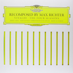 Виниловая пластинка MAX RICHTER - VIVALDI: THE FOUR SEASONS RECOMPOSED (2 LP)