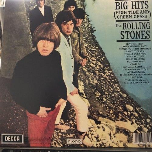 Виниловая пластинка THE ROLLING STONES - BIG HITS (HIGH TIDES AND GREEN GRASS)