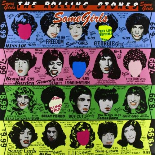 Виниловая пластинка THE ROLLING STONES - SOME GIRLS