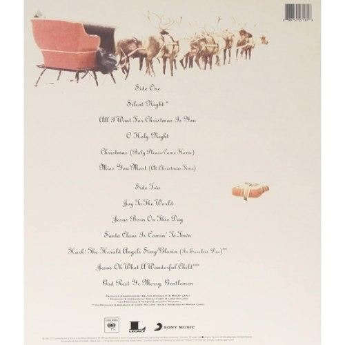 Виниловая пластинка MARIAH CAREY - MERRY CHRISTMAS (DELUXE ANNIVERSARY EDITION)