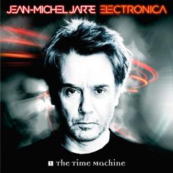 Виниловая пластинка JEAN MICHEL JARRE - ELECTRONICA 1: THE TIME MACHINE (2 LP)