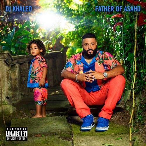 Виниловая пластинка DJ KHALED - FATHER OF ASAHD (2 LP, COLOUR)
