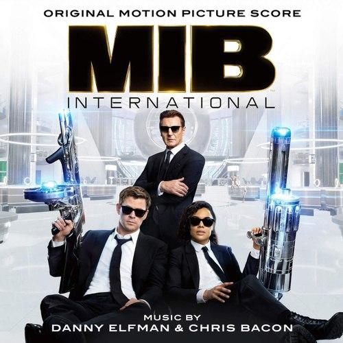 Виниловая пластинка САУНДТРЕК- / Elfman, Danny / Bacon, Chris, Men In Black: International