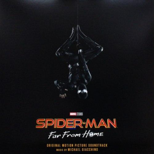 Виниловая пластинка САУНДТРЕК - SPIDER-MAN: FAR FROM HOME